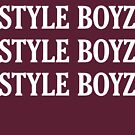 Style Boyz by thehiphopshop