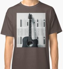 Strings and Bars Classic T-Shirt