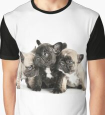 Frenchie Pals Graphic T-Shirt
