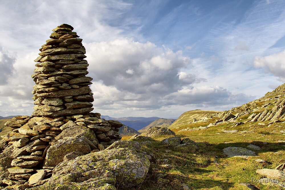 Ill Bell Cairn by Roantrum