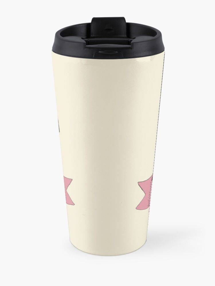 Alternate view of Clever Girl Travel Mug