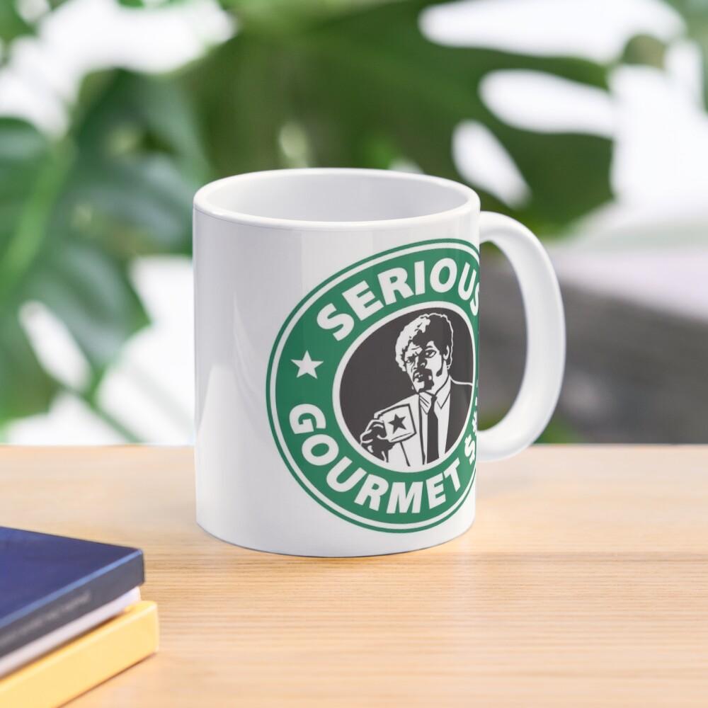 Some Serious Gourmet Coffee (clean) Mug