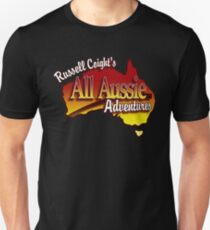 russell coight - Creativity is allowing yourself to make mistakes. Design is knowing which ones to keep. T-Shirt