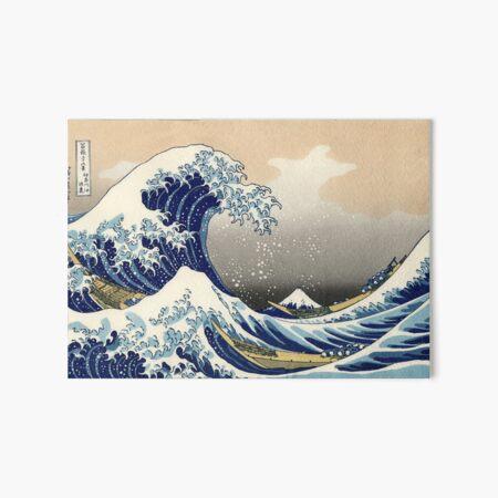 Great Wave Art Board Print