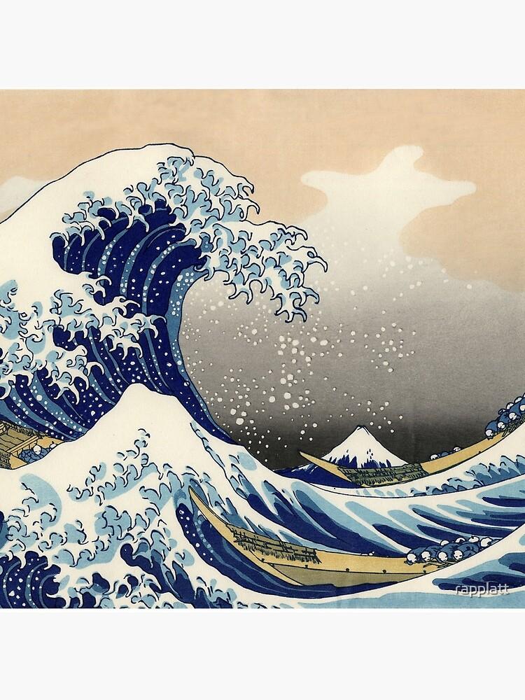Great Wave by rapplatt