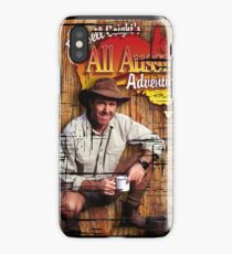 russell coight - Recognizing the need is primary condition for design. iPhone Case/Skin