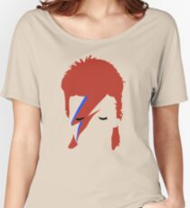 Ziggy Stardust Women's Relaxed Fit T-Shirt