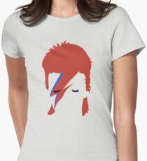 Ziggy Stardust Women's Fitted T-Shirt