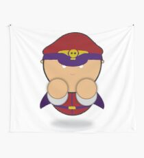 M. Bison Wall Tapestry