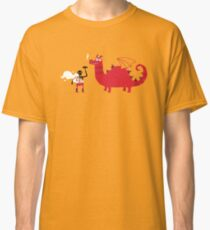 Dragon BBQ Classic T-Shirt