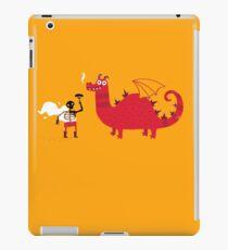 Dragon BBQ iPad Case/Skin