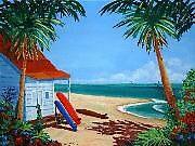 Island Hideaway by leftie0