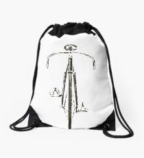 Fixie fix gear Drawstring Bag