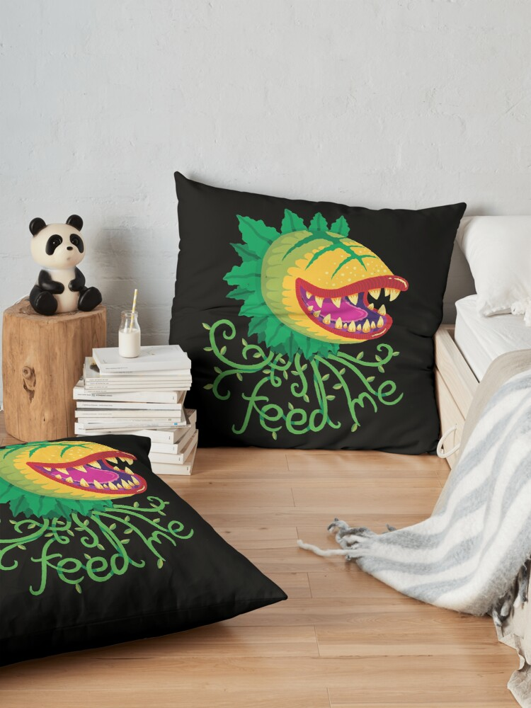 Alternate view of Feed Me Floor Pillow