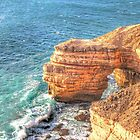 The Natural Bridge Kalbarri Western Australia  2 by Colin  Williams Photography