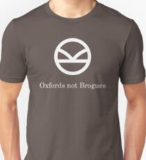 Kingsman Secret Service - Oxfords not Brogues T-Shirt