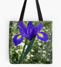 Dutch Iris Tote Bag