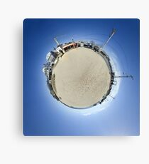 Small World of Provincetown Canvas Print