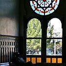 Round window by Filiz A