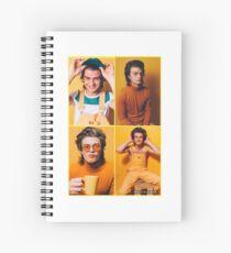 Joe keery  Spiral Notebook