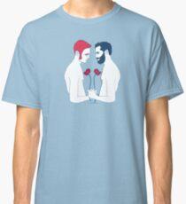 Liebe und Stolz Classic T-Shirt