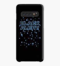 Black-alert Case/Skin for Samsung Galaxy