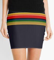 13th Doctor - Rainbow Shirt Mini Skirt