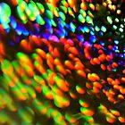 Rainbow Bokeh 3 by Rachael Martin