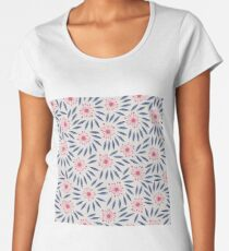 Winter Flower Collection Women's Premium T-Shirt
