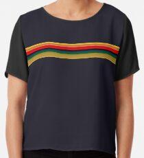 13. Doktor - Rainbow Shirt Chiffontop