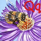 Q is for Queen Bee by Annie Davenport