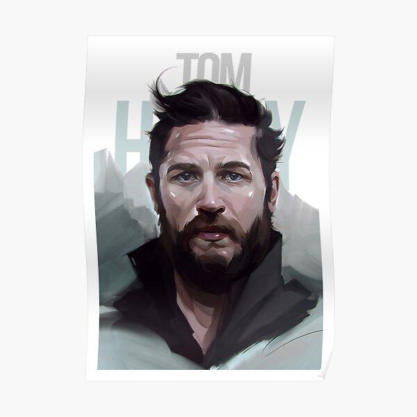 "Edward Thomas ""Tom"" Hardy Poster"