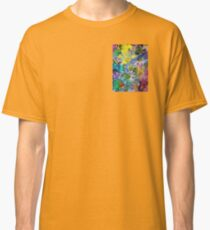 autumn floral abstract Classic T-Shirt