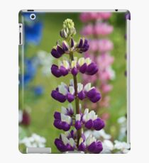 Lupin Flower iPad Case/Skin