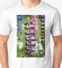 Lupin Flower T-Shirt