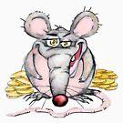 Greedy Rat by Anthropolog