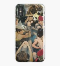Person Pitch, Animal Collective iPhone Case