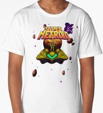 Super Metroid Long T-Shirt