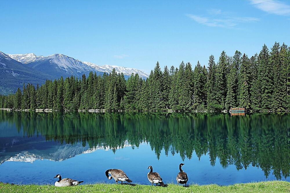 Lac Beauvert by roger smith