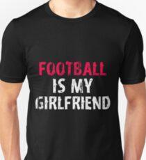 Football Girlfriend T Shirts Redbubble