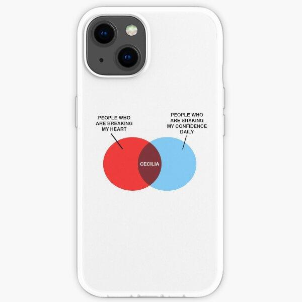 Cecilia Venn Diagram iPhone Soft Case
