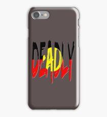 Deadly - Indigenous Australia iPhone Case/Skin