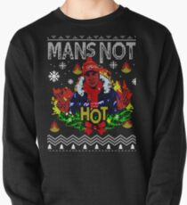 Mans Not Hot Christmas Jumper T-Shirt