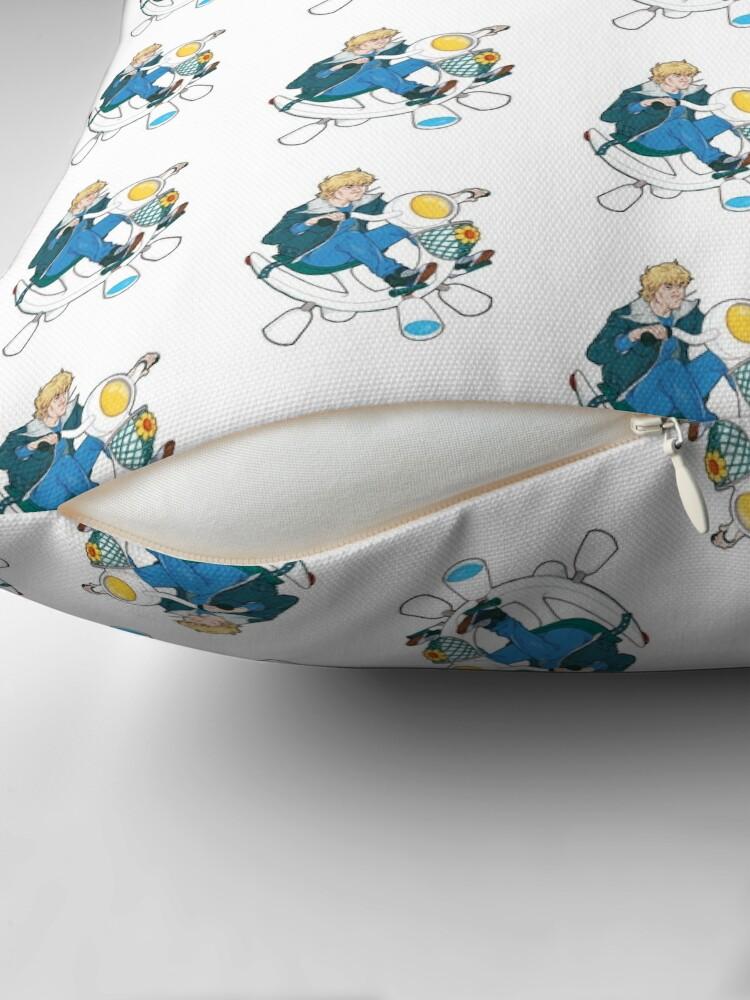 Alternate view of Hank Floor Pillow
