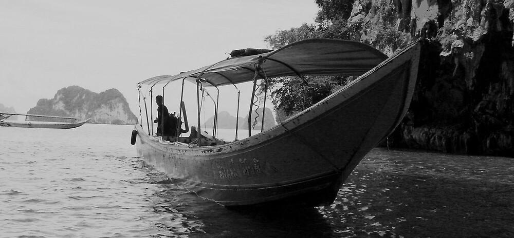 Phi Phi Don - Thailand by darrenjc