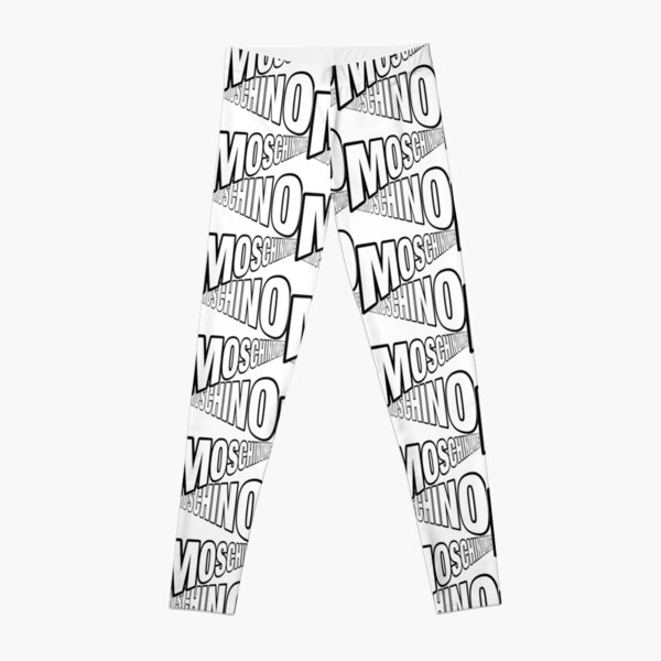 We're all Moschino here  Leggings