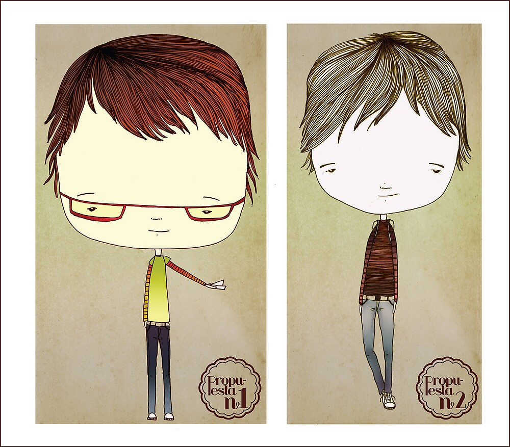 boys by Paula Ortiz