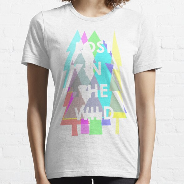 WALK THE MOON - Lost in the Wild Essential T-Shirt