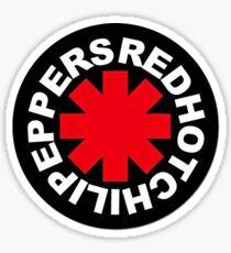 RHCP Sticker