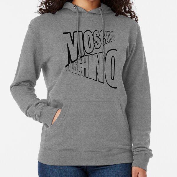 We're all Moschino here  Lightweight Hoodie